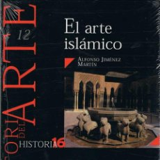 Coleccionismo de Revista Historia 16: HISTORIA DEL ARTE Nº 12. EL ARTE ISLÁMICO. HISTORIA 16 - ALFONSO JIMÉNEZ MARTÍN (PRECINTADO). Lote 287923068