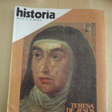 Coleccionismo de Revista Historia 16: REVISTA HISTORIA 16 - TERESA DE JESUS Nº 78 (OCTUBRE 1982). Lote 75785175