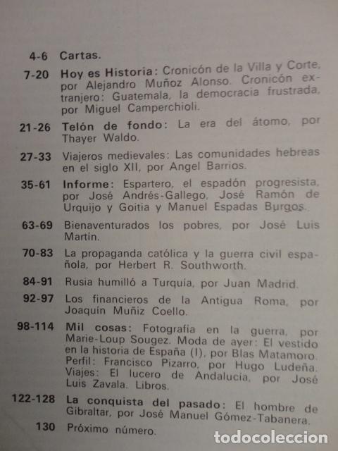 Coleccionismo de Revista Historia 16: REVISTA HISTORIA 16 ,Nº 43 ,PROPAGANDA CATOLICA USA (1938-39) FRANCO , REBELDE POR CRISTO 1979 - Foto 2 - 69119205