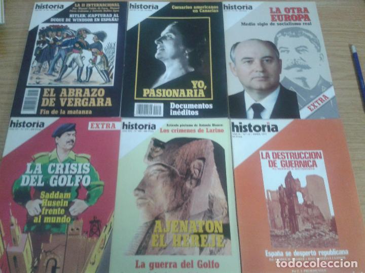 HISTORIA 16. 140 NÚMEROS (Coleccionismo - Revistas y Periódicos Modernos (a partir de 1.940) - Revista Historia 16)