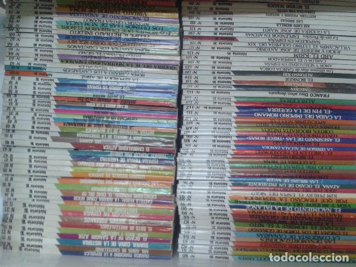 Coleccionismo de Revista Historia 16: HISTORIA 16. 140 NÚMEROS - Foto 2 - 81290868