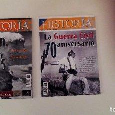 Coleccionismo de Revista Historia 16: HISTORIA 16, Nº 352 Y 362. JAPÓN, SEPTIEMBRE DE 1945 Y LA GUERRA CIVIL 70 ANIVERSARIO. Lote 83044348