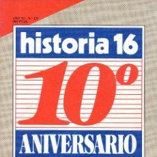 Coleccionismo de Revista Historia 16: VESIV REVISTA HISTORIA 16 Nº121. Lote 103595183
