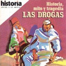 Coleccionismo de Revista Historia 16: VESIV REVISTA HISTORIA 16 Nº133. Lote 103595312