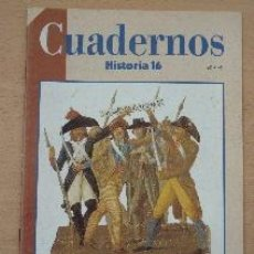 Coleccionismo de Revista Historia 16: CUADERNOS HISTORIA 16. Nº 15. LA REVOLUCIÓN FRANCESA (Y 3). IRENE CASTELLS. Lote 91123120