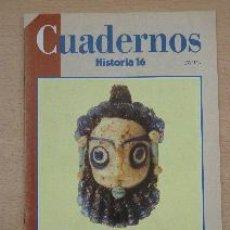 Coleccionismo de Revista Historia 16: CUADERNOS HISTORIA 16. Nº 26. LOS FENICIOS. FEDERICO LARA PEINADO. Lote 91264935
