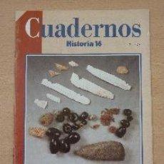 Coleccionismo de Revista Historia 16: CUADERNOS HISTORIA 16. Nº 35. EL NEOLÍTICO. MARÍA LUISA CERDEÑO. Lote 91314155