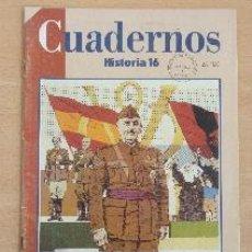 Coleccionismo de Revista Historia 16: CUADERNOS HISTORIA 16. Nº 51. LA ESPAÑA DE FRANCO. XOSÉ MANOEL NÚÑEZ SEIXAS. Lote 91366590