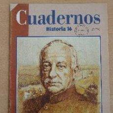 Coleccionismo de Revista Historia 16: CUADERNOS HISTORIA 16. Nº 67. LA DICTADURA DE PRIMO DE RIVERA.. Lote 91369465