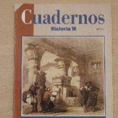 Coleccionismo de Revista Historia 16: CUADERNOS HISTORIA 16. Nº 72. EL EPIPTO PTOLEMAICO. MIGUEL ÁNGEL ELVIRA BARBA. Lote 91369945