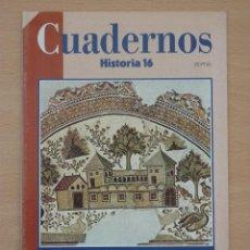 Coleccionismo de Revista Historia 16: CUADERNOS HISTORIA 16. Nº 84. LA AGRICULTURA ROMANA. JULIO MANGAS. Lote 91373210