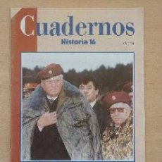 Coleccionismo de Revista Historia 16: CUADERNOS HISTORIA 16. Nº 86. EL FIN DEL MUNDO COMUNISTA. CARLOS TAIBO. Lote 91373610
