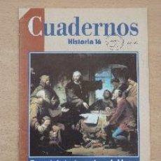 Coleccionismo de Revista Historia 16: CUADERNOS HISTORIA 16. Nº 88. DESCUBRIMIENTOS Y DESCUBRIDORES. MANUEL LUCENA SALMORAL. Lote 91374155