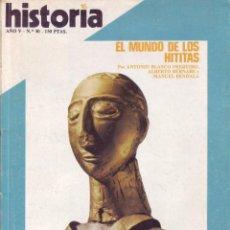 Coleccionismo de Revista Historia 16: REVISTA HISTORIA 16 - Nº 50. Lote 93098795