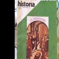 Coleccionismo de Revista Historia 16: HISTORIA16. EXTRA I. DICIEMBRE 1976. Lote 94923171