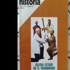 Coleccionismo de Revista Historia 16: HISTORIA16. NÚMERO 9. ENERO 1977. Lote 94947551