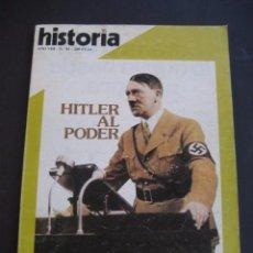 Coleccionismo de Revista Historia 16: REVISTA HISTORIA 16 Nº81 HITLER AL PODER. Lote 96453851