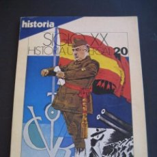 Coleccionismo de Revista Historia 16: REVISTA HISTORIA 16. SIGLO XX Nº20 FRANCO ACORRALADO. Lote 96454071