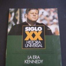 Coleccionismo de Revista Historia 16: REVISTA HISTORIA 16. SIGLO XX HISTORIA UNIVERSAL. LA ERA KENNEDY Nº25. Lote 96454263