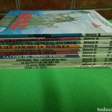 Coleccionismo de Revista Historia 16: LOTE 11 REVISTAS HISTORIA 16. AÑOS 80. Lote 96860182