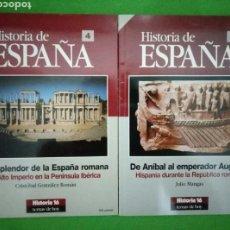 Coleccionismo de Revista Historia 16: REVISTA HISTORIA DE ESPAÑA 16 TEMAS DE HOY Nº 3 Y 4. Lote 96941071