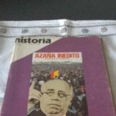 Coleccionismo de Revista Historia 16: 89-REVISTA HISTORIA 16, Nº 3, JULIO 1976. Lote 97163047