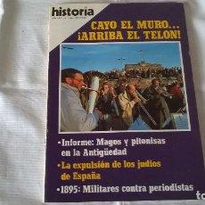 Coleccionismo de Revista Historia 16: 88-REVISTA HISTORIA 16, Nº 166. Lote 97163119