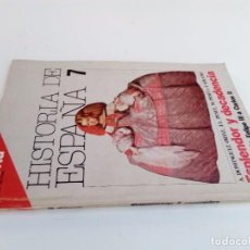 Coleccionismo de Revista Historia 16: HISTORIA DE ESPAÑA 7-HISTORIA 16. Lote 101074087
