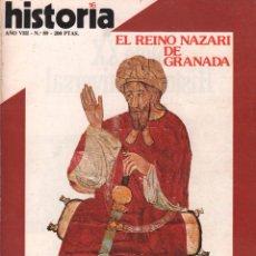 Coleccionismo de Revista Historia 16: REVISTA HISTORIA 16 Nº 89 /LOS CURAS DEL BARROCO / MUNDI-2877. Lote 103568615