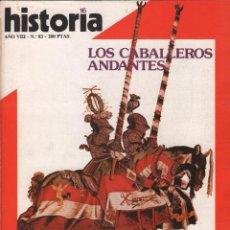 Coleccionismo de Revista Historia 16: REVISTA HISTORIA 16 Nº 83 / MARX , CIEN AÑOS DESPUES / MUNDI-2878. Lote 103568799