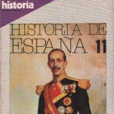 Coleccionismo de Revista Historia 16: REVISTA HISTORIA 16 Nº XXIII/ LA CAIDA DEL REY / MUNDI-2879. Lote 103569031