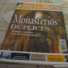 Coleccionismo de Revista Historia 16: MONASTERIOS DUPLICES 1976-JUAN TOMAS DE SALAS-Nº370-FEBRERO2007. Lote 104079539