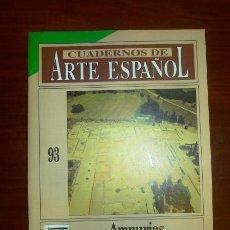 Coleccionismo de Revista Historia 16: CUADERNOS DE ARTE ESPAÑOL. 93 : AMPURIAS / ENRIC SANMARTÍ-GREGO. Lote 109255251