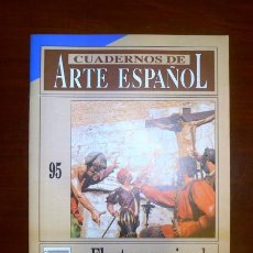 Coleccionismo de Revista Historia 16: CUADERNOS DE ARTE ESPAÑOL. 95 : EL ARTE PROCESIONAL DEL BARROCO / JUAN JOSÉ MARTÍN GONZÁLEZ. Lote 109255399