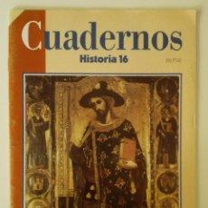 Coleccionismo de Revista Historia 16: ENVÍO GRATIS. EL CAMINO DE SANTIAGO. MIGUEL CORTÉS ARRESE.. Lote 109264463