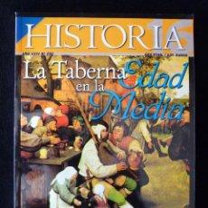 Coleccionismo de Revista Historia 16: HISTORIA 16, Nº 292. LA TABERNA EN LA EDAD MEDIA, 2000. Lote 113243011