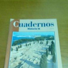 Coleccionismo de Revista Historia 16: CUADERNOS HISTORIA 16, NÚM 55 AMPURIAS. Lote 117235227