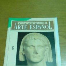 Coleccionismo de Revista Historia 16: CUADERNOS DEL ARTE ESPAÑOL NÚM 6 HISTORIA 16 LA CIUDAD ROMANA DE MÉRIDA. Lote 117235463