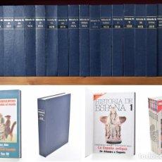 Coleccionismo de Revista Historia 16: REVISTA HISTORIA 16. LOTE 60 NÚMEROS + 24 EXTRAS (1976-1981) - VV.AA.. Lote 120170232
