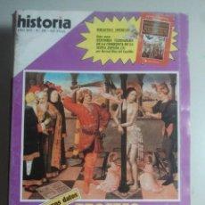 Coleccionismo de Revista Historia 16: HISTORIA 16, Nº 192 - PROCESO Y MUERTE DE CRISTO, GIBRALTAR, TORDESILLAS, EL GRAN CAPITÁN .... Lote 121674551