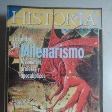 Coleccionismo de Revista Historia 16: HISTORIA 16, Nº 273 - MILENARISMO, ANTICRISTO, CINE NAZI, EL TORO EN EL MEDITERRÁNEO ANTIGUO .... Lote 121674887