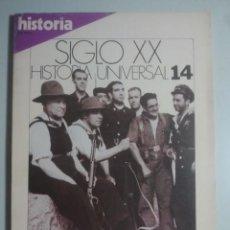 Coleccionismo de Revista Historia 16: LA GUERRA CIVIL ESPAÑOLA - HISTORIA 16 - SIGLO XX, HISTORIA UNIVERSAL, 14. Lote 121675751