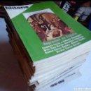Coleccionismo de Revista Historia 16: HISTORIA 16 EXTRA LOTE DE 24 REVISTAS ENTRE LA Nº I LA Nº XXV (INCLUYEN EXTRA Hª DE ESPAÑA) VER FOTO. Lote 128934899