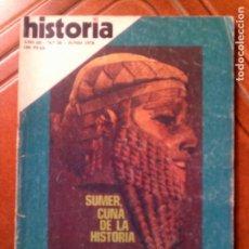 Coleccionismo de Revista Historia 16: REVISTA HISTORIA 16 N,26 DE JUNIO 1978. Lote 131613110