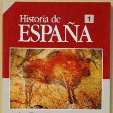 Colecionismo da Revista Historia 16: HISTORIA DE ESPAÑA Nº 1.-LA ESPAÑA DE ALTAMIRA. PREHISTORIA EN LA PENINSULA IBERICA. HISTORIA 16.. Lote 136140414
