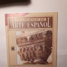 Coleccionismo de Revista Historia 16: ARQUITECTURA DE LAS ÓRDENES MENDICANTES. CUADERNOS ARTE ESPAÑOL N 86. Lote 136211629