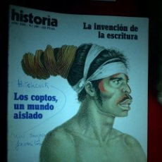 Collectionnisme de Magazine Historia 16: HISTORIA 16. NÚMERO 149 AÑO XIII. AUSTRALIA. NACIMIENTO DE UN NUEVO MUNDO. LOS COPTOS, . Lote 136347262