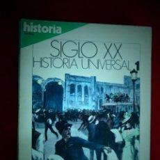 Colecionismo da Revista Historia 16: HISTORIA 16. SIGLO XX HISTORIA UNIVERSAL Nº 1 LA VÍSPERA DE NUESTRO SIGLO. SOCIEDAD, POLÍTICA .... Lote 136354070