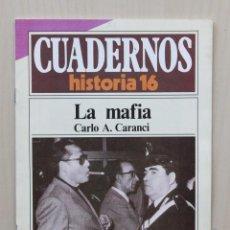 Coleccionismo de Revista Historia 16: LA MAFIA. (CUADERNOS HISTORIA 16, Nº 287) - CARANCI, CARLO A.. Lote 139831313