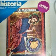 Coleccionismo de Revista Historia 16: HISTORIA 16 EXTRA.- NOVIEMBRE 1977. Lote 143497910